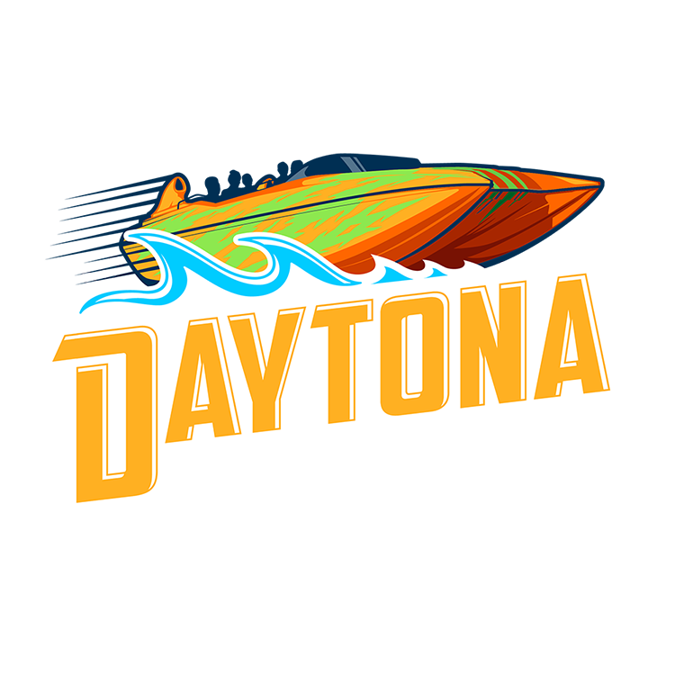 Daytona Speedboat Adventures Logo